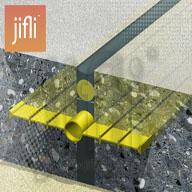 JUNTA PARA CONSTRUCCIÓN DE PVC   JIFLI  